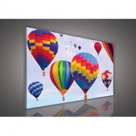 Obraz na plátne obdĺžnik - OB0199 - Balóny