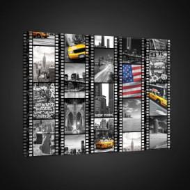 Obraz na plátne obdĺžnik - OB0775 - Filmový pás