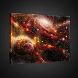 Obraz na plátne obdĺžnik - OB0782 - Vesmír