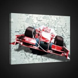 Obraz na plátne obdĺžnik - OB0783 - Formula