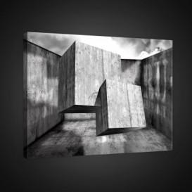 Obraz na plátne obdĺžník - OB0802 - 3D kocky