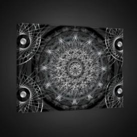 Obraz na plátne obdĺžnik - OB0828 - Mandala
