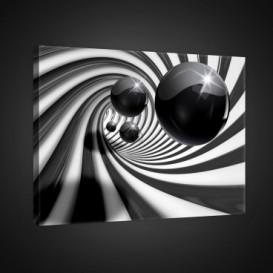 Obraz na plátne obdĺžnik - OB0831 - 3D gule