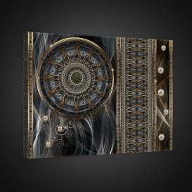Obraz na plátne obdĺžnik - OB0836 - Mandala