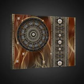 Obraz na plátne obdĺžnik - OB0837 - Mandala