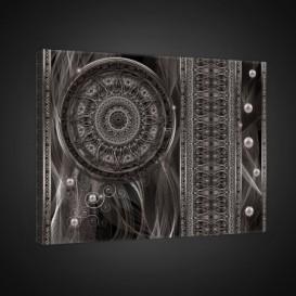 Obraz na plátne obdĺžnik - OB0838 - Mandala