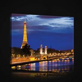 Obraz na plátne obdĺžnik - OB0856 - Paríž