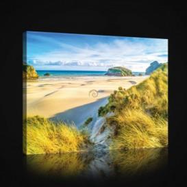 Obraz na plátne obdĺžnik - OB1017 - Pláž