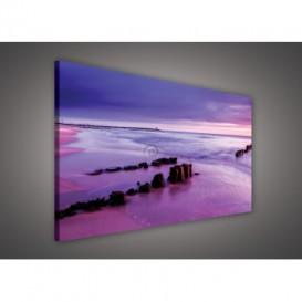 Obraz na plátne obdĺžnik - OB0262 - Pláž