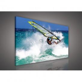 Obraz na plátne obdĺžnik - OB1141 - Surfér