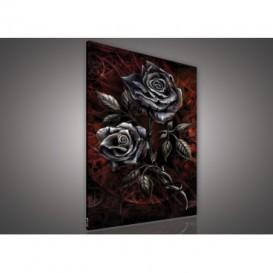 Obraz na plátne obdĺžnik - OB1427 - Ruže