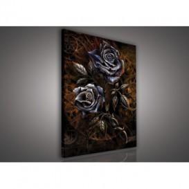 Obraz na plátne obdĺžnik - OB1429 - Ruže