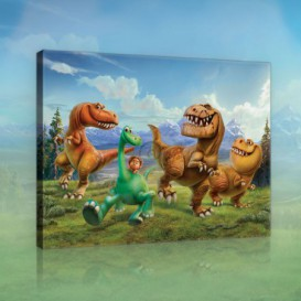 Obraz na plátne obdĺžnik - OB1507 - Dinosaury