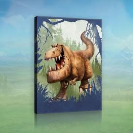 Obraz na plátne obdĺžnik - OB1521 - Dinosaury