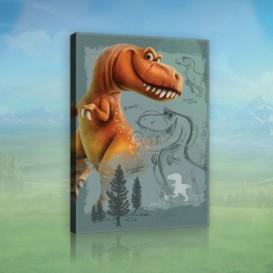 Obraz na plátne obdĺžnik - OB1522 - Dinosaury