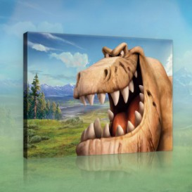 Obraz na plátne obdĺžnik - OB1525 - Dinosaury