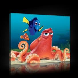 Obraz na plátne obdĺžnik - OB1567 - Hľadá sa Nemo