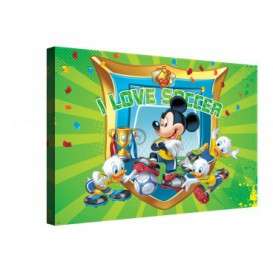 Obraz na plátne obdĺžnik - OB0312 - Mickey Mouse