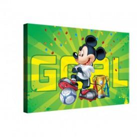 Obraz na plátne obdĺžnik - OB0313 - Mickey Mouse