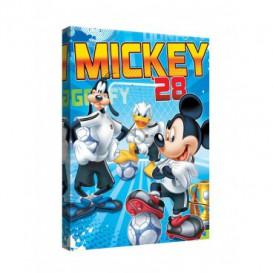 Obraz na plátne obdĺžnik - OB0315 - Mickey Mouse