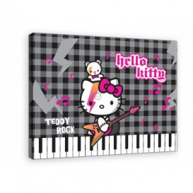 Obraz na plátne obdĺžnik - OB1611 - Hello Kitty