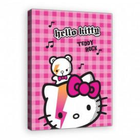 Obraz na plátne obdĺžnik - OB1618 - Hello Kitty