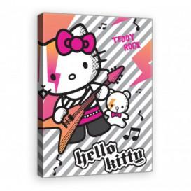 Obraz na plátne obdĺžnik - OB1619 - Hello Kitty