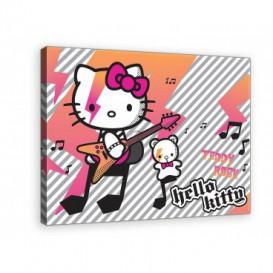 Obraz na plátne obdĺžnik - OB1621 - Hello Kitty