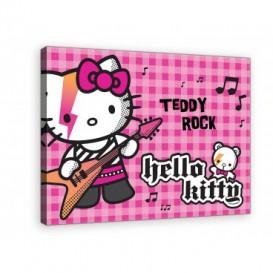 Obraz na plátne obdĺžnik - OB1622 - Hello Kitty