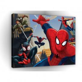Obraz na plátne obdĺžník - OB1641 - Spiderman