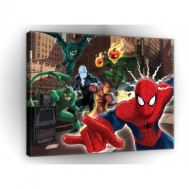 Obraz na plátne obdĺžnik - OB1642 - Spiderman