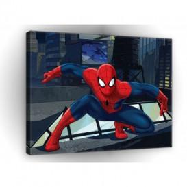 Obraz na plátne obdĺžnik - OB1644 - Spiderman