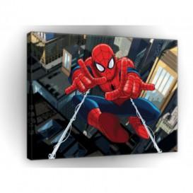 Obraz na plátne obdĺžník - OB1645 - Spiderman