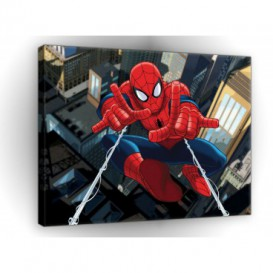 Obraz na plátne obdĺžnik - OB1645 - Spiderman