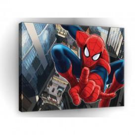 Obraz na plátne obdĺžnik - OB1647 - Spiderman