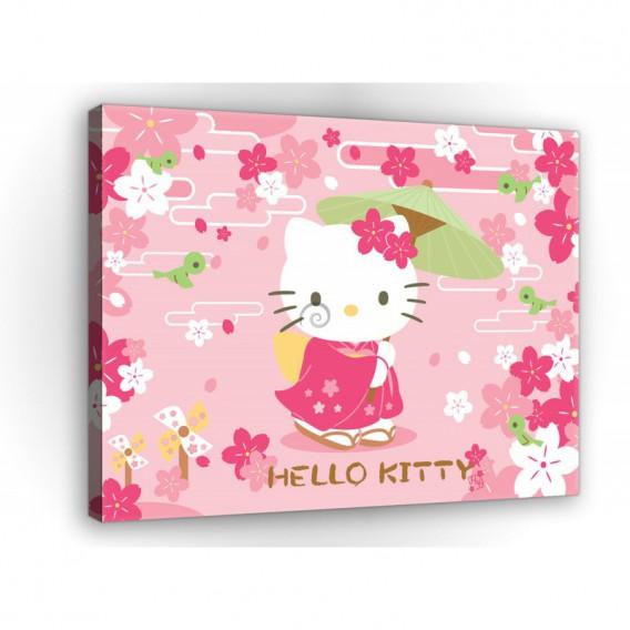 Obraz na plátne obdĺžnik - OB1684 - Hello Kitty