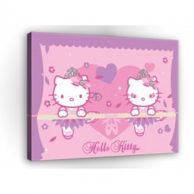 Obraz na plátne obdĺžnik - OB1685 - Hello Kitty