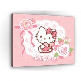 Obraz na plátne obdĺžnik - OB1687 - Hello Kitty