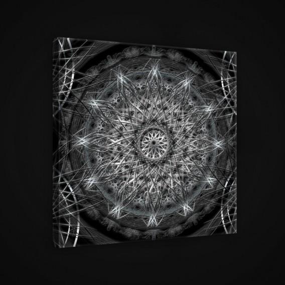 Obraz na plátne štvorec - OB1918 - Mandala