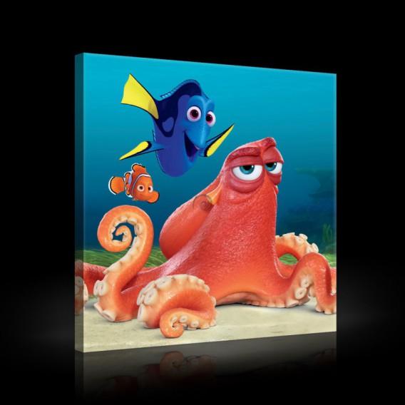 Obraz na plátne štvorec - OB2121 - Hľadá sa Nemo