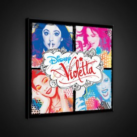 Obraz na plátne štvorec - OB2129 - Violetta