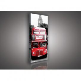 Obraz na plátne panoráma - OB2179 - Londýn