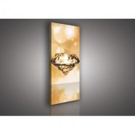 Obraz na plátne panoráma - OB2182 - Diamant