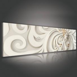 Obraz na plátne panoráma - OB2218 - 3D abstrakt