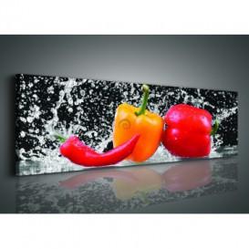 Obraz na plátne panoráma - OB2230 - Zelenina