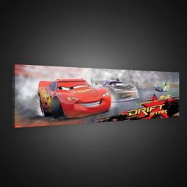 Obraz na plátne panoráma - OB2257 - Cars Mcqueen