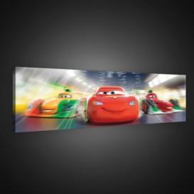 Obraz na plátne panoráma - OB2263 - Cars Mcqueen