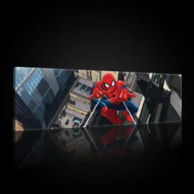 Obraz na plátne panoráma - OB2274 - Spiderman