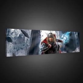 Obraz na plátne panoráma - OB2278 - Thor