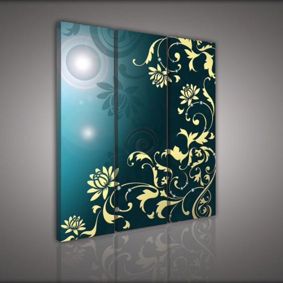 Obraz na plátne viacdielny - OB2298 - Ornament